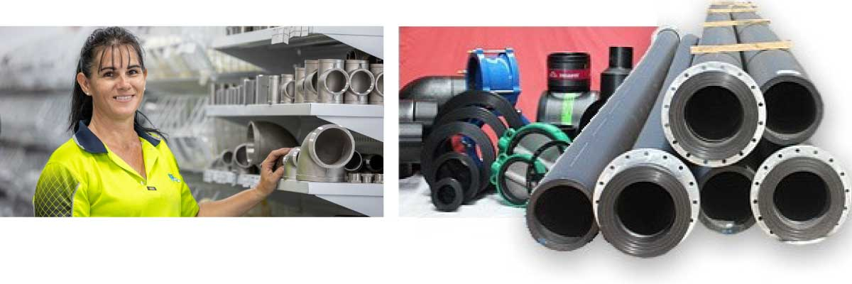 Pipe, Valves & Poly Supplies